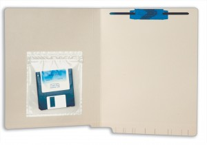 Self-Adhesive Zip Lock Poly Pocket