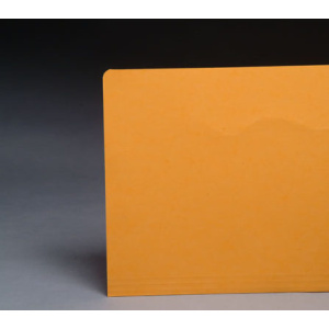File Folders Goldenrod 1/3 Cut Top Tab