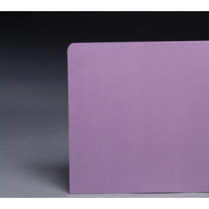 File Folders Lavender 1/3 Cut Top Tab