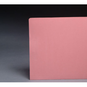 File Folders Pink 1/3 Cut Top Tab