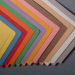 Color File Folders 1/3 Cut Top Tab, Double Fastener, Letter Size