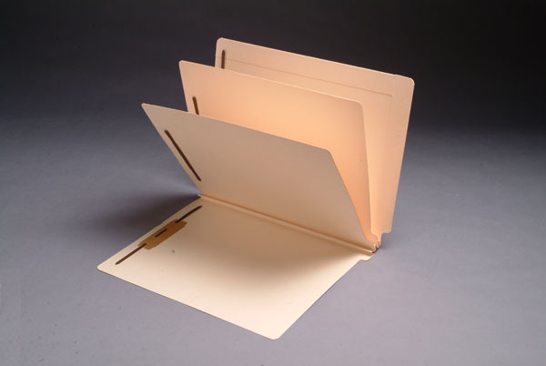 Classification File Folders Full Cut End Tab 2 Divider