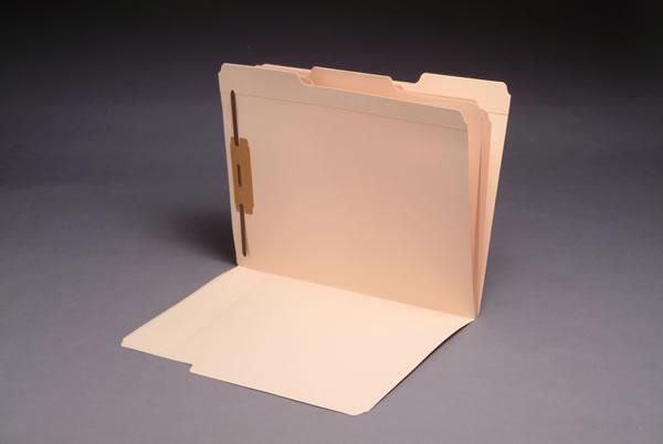 File Folders 1/3 Cut Top Tab Single Fastener