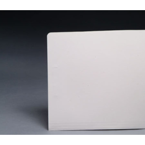 File Folders White 1/3 Cut Top Tab