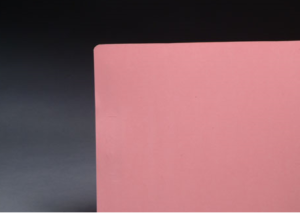 Pink Color File Folders 1/3 Cut Top Tab, Letter Size (Box of 100)