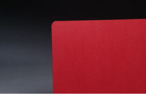 Red Color File Folders 1/3 Cut Top Tab, Letter Size (Box of 100)