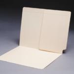 Pocket File Folders, Inside Back, Full Cut End Tab (Box of 50)