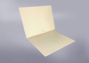 Pocket File Folders, Full Pocket Back, Double Fastener, Full Cut End Tab (Box of 50) Gallery