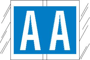 Tabbies 12000 Col R Tab Alpha Labels A