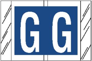 Tabbies 12000 Col R Tab Alpha Labels G