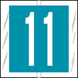 Tabbies 81500 Col R Tab Numeric Labels 1