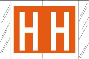 Tabbies 82000 Col R Tab Alpha Labels H